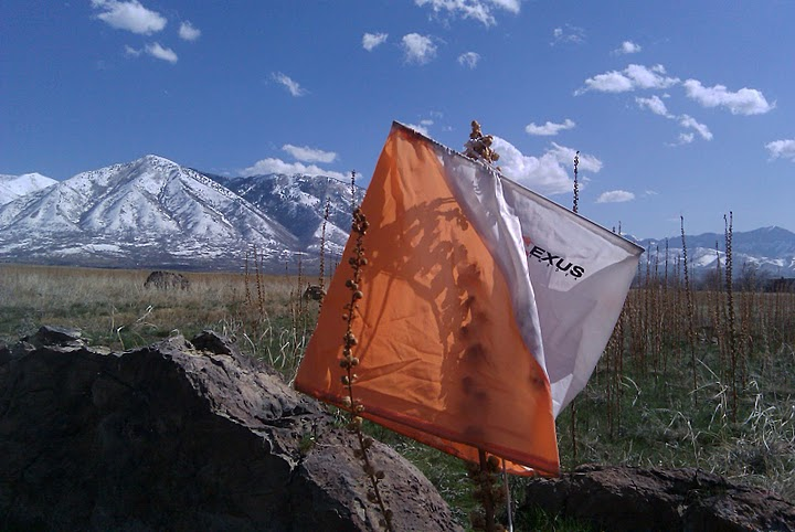 Oquirrh Mountains - orienteering